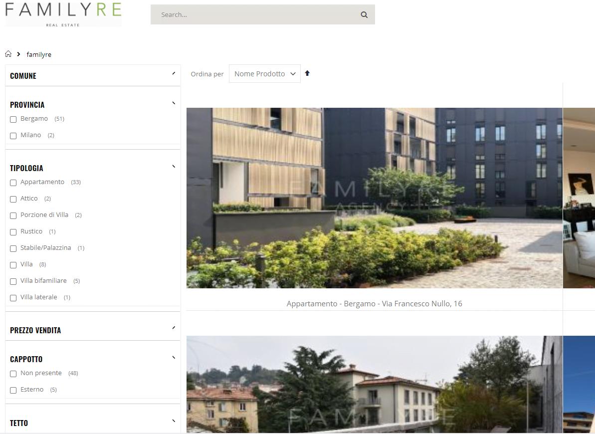 familyre magento 2 ilwebcreativo web agency Integrazione piattaforme e sincronizzazione