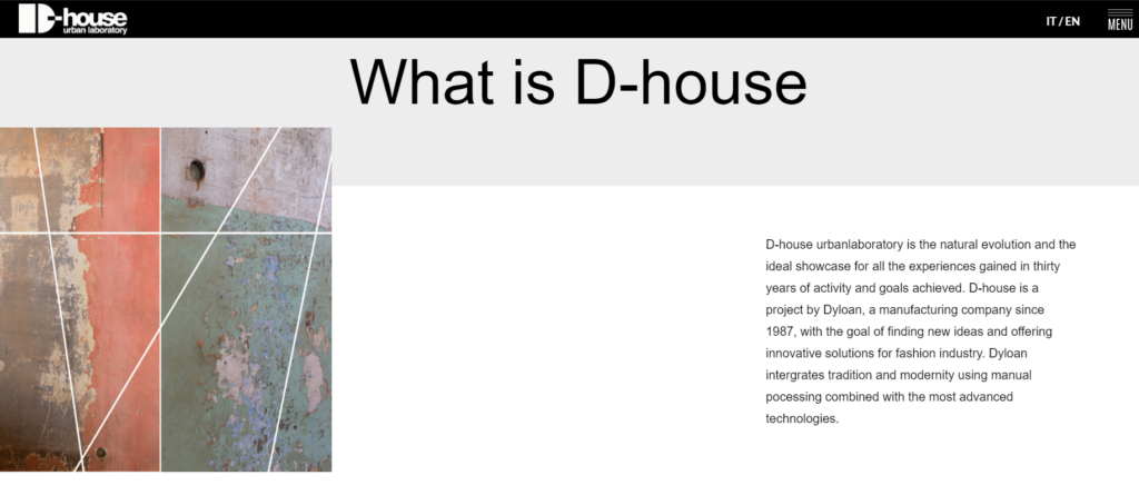 what is d-house